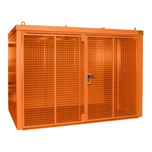 Bauer Südlohn Gasflaschen-Container GFC-B M5