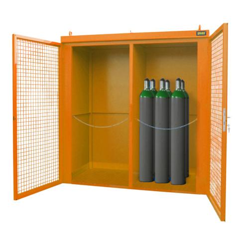 Bauer Südlohn Gasflaschen-Container GFC-B/W M3