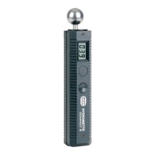 Baufeuchtemesser LCD 200x35x35mm Hydromette Compact B GANN m.Batterie