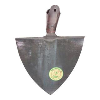 Krumpholz Bayrische Sandschaufel, Rippe hinten, ohne Stiel