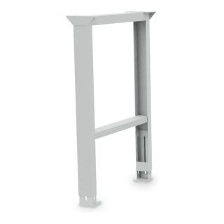 Bedrunka+Hirth Fußgestell höhenverstellbar