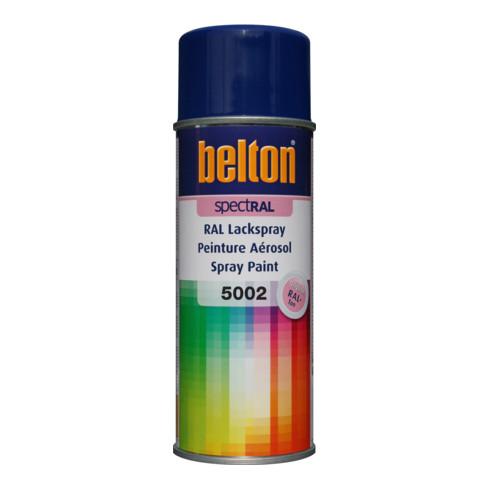 Belton Lackspray SpectRAL RAL 5002 ultramarin glanz