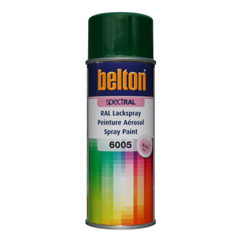 Belton Lackspray SpectRAL RAL 6005 moosgrün glanz