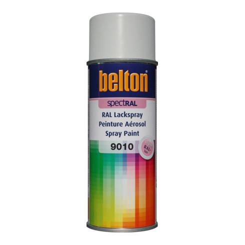 Belton Lackspray SpectRAL RAL 9010 weiß seidenglanz