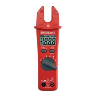 BENNING Stromzangen-Multimeter 0,1 V-750 V AC 0,1 A-200 A Wechselstr. M.Batterien CM 1-3