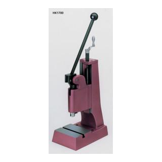 Berg & Schmid Handpresse HK 1700/Hub 60 mm