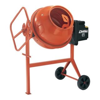 Betonmischer SM 145 S 140 l 0,5 kW 63 kg 230/Wechselstrom