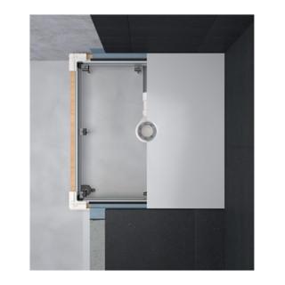 Bette Einbausystem UNIVERSAL bodengleich 120x100 cm