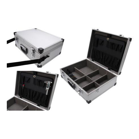 BGS Aluminium Werkzeugkoffer 460 x 340 x 150 mm