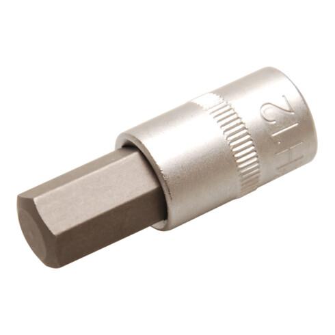 """BGS Bit-Einsatz Antrieb Innenvierkant 10 mm (3/8"""") Innensechskant 12 mm"""