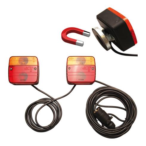 BGS Do it yourself Anhänger-Lampen mit Magnethalter 2 teilig