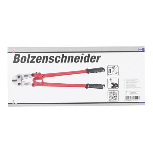 BGS Do it yourself Bolzenschneider mit gehärteten Backen