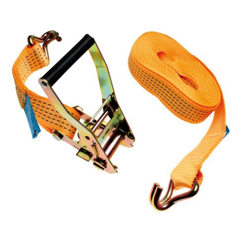 BGS Do it yourself Knarren-Spannband 8 m x 50 mm