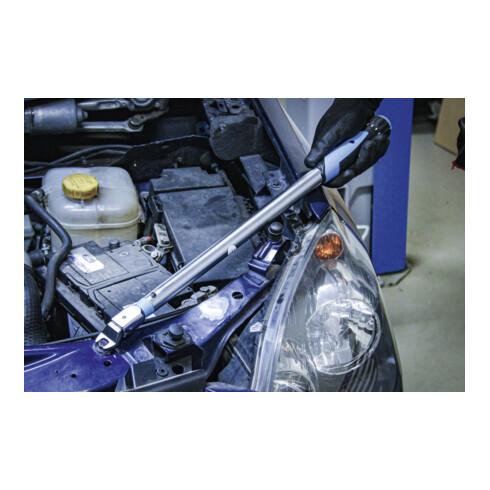BGS Drehmomentschlüssel-Satz 6,3 mm (1/4 Zoll) 10 - 50 Nm 10 teilig