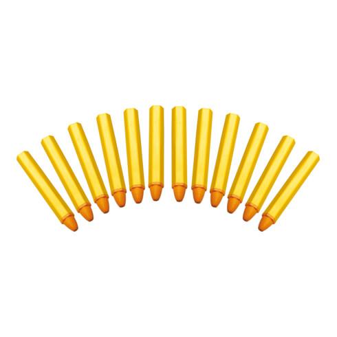 BGS Fettsignierstifte gelb 12 Stück