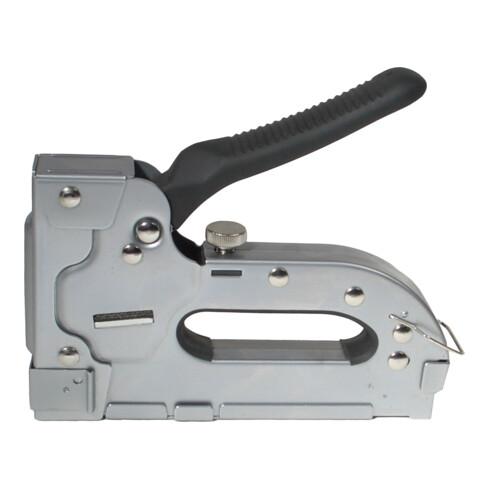 BGS Handtacker für Klammern 6 - 17 mm Nägel und Stifte 12 - 16 mm