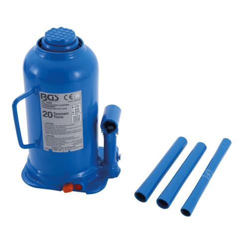 BGS Hydraulischer Flaschen-Wagenheber 20 t