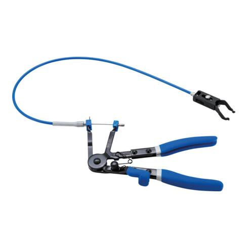 BGS Kraftstoffleitungs-Zange mit Bowdenzug 650 mm