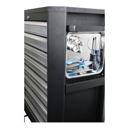 BGS Magnet-Haftschale Edelstahl 265 x 290 mm