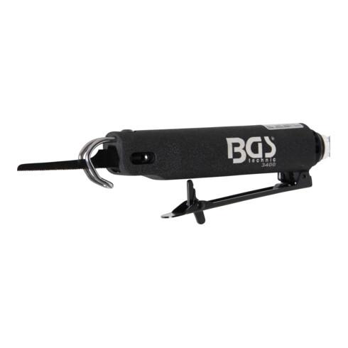 BGS Mini-Druckluft-Karosserie-Stichsäge vibrationsarm