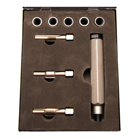BGS Reparatursatz für Glühkerzengewinde M9 x 1,0
