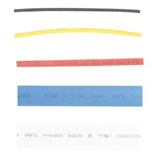 BGS Schrumpfschlauch-Sortiment farbig 100-tlg.