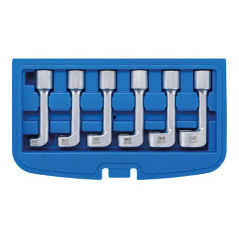 """BGS Spezial-Steckschlüssel-Satz Antrieb Innenvierkant 12,5 mm (1/2"""") SW 12 - 19 mm"""