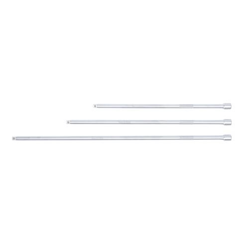 BGS Verlängerungs-Satz 10 mm (3/8 Zoll) 375 / 450 / 600 mm 3 teilig
