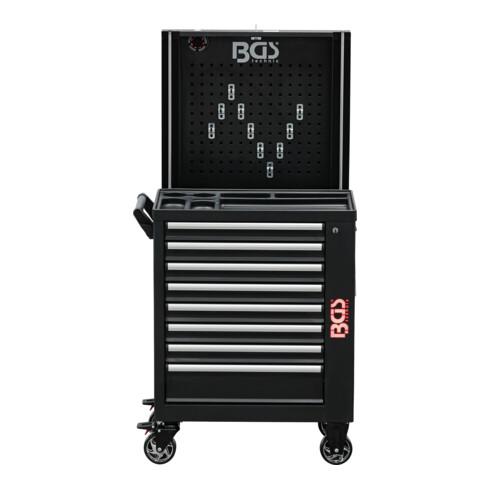 BGS Werkstattwagen 8 Schubladen leer