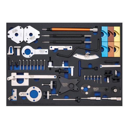 BGS Werkstattwageneinlage 3/3: Motor-Einstellwerkzeug-Satz für Fiat, Alfa, Lancia, Opel, Suzuki, Ford