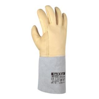 BIG Schweißer Handschuh Argon III 1213 beige Gr. 10