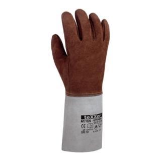 BIG Schweißer Handschuh Stromboli I 1220 braun Gr. 10