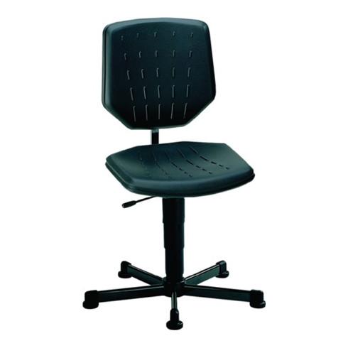 bimos Arbeitsdrehstuhl Fit m.Gleitern Integralschaum Sitz-H.430-600mm