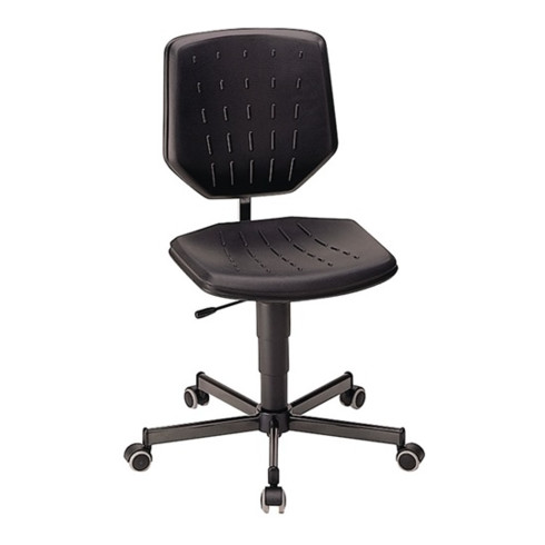 bimos Arbeitsdrehstuhl Fit m.Rollen Integralschaum Sitz-H.430-600mm