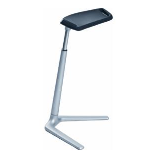 bimos Stehhilfe Fin PU-Schaum schwarz Sitzhöhe 620-850 mm