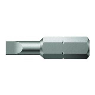 Wera 800/1 Z Schlitz-Bits, 3,0 x 0,5 mm, Länge 39 mm