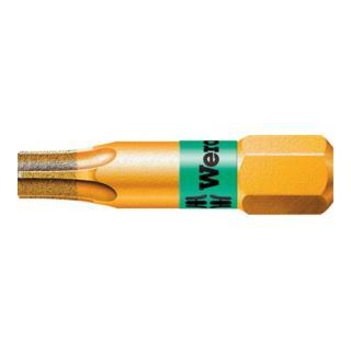 Wera 867/1 BDC TORX® Bits, TX 15, Länge 25 mm