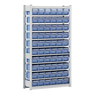 Bito C-Teile-Regale mit Behälter