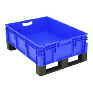 Bito Eurostapelbehälter XL mit montierten Kufen