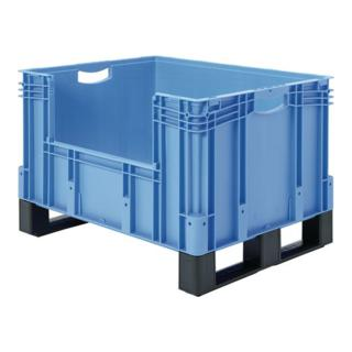 Bito Eurostapelbehälter XL längsseitig mit Kufen