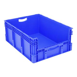Bito Eurostapelbehälter XL mit stirnseitiger Sicht-/Entnahmeöffnung