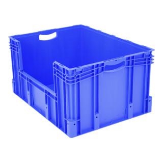 Bito Eurostapelbehälter XL mit längsseitiger Sicht-/Entnahmeöffnung
