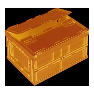 Bito Mehrweg-Faltboxen L 400 mm x B 300 mm x H ...