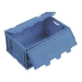 Bito Mehrweg-Faltboxen L 600 mm x B 400 mm x H ...
