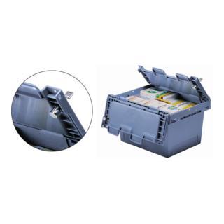 Bito Mehrwegbehälter MB mit Schließsystem