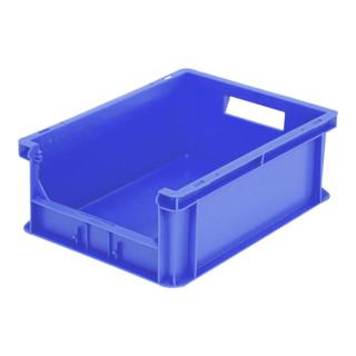 Bito Eurostapelbehälter BN mit stirnseitiger Sicht-/Entnahmeöffnung