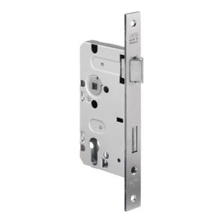 BKS Zimmertür-Einsteckschloss PZW 24/ 55/72/8mm DIN L silber ktg. Kl 2