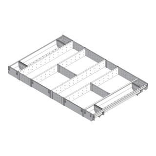 Blum Kombi-Set ORGA-LINE (vollausfüllend) für TANDEMBOX Schubkasten