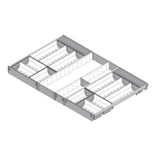 Blum Schalen-Set ORGA-LINE (vollausfüllend) für TANDEMBOX Schubkasten