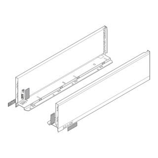 Blum Zarge LEGRABOX Höhe K (128,5 mm) links/rechts